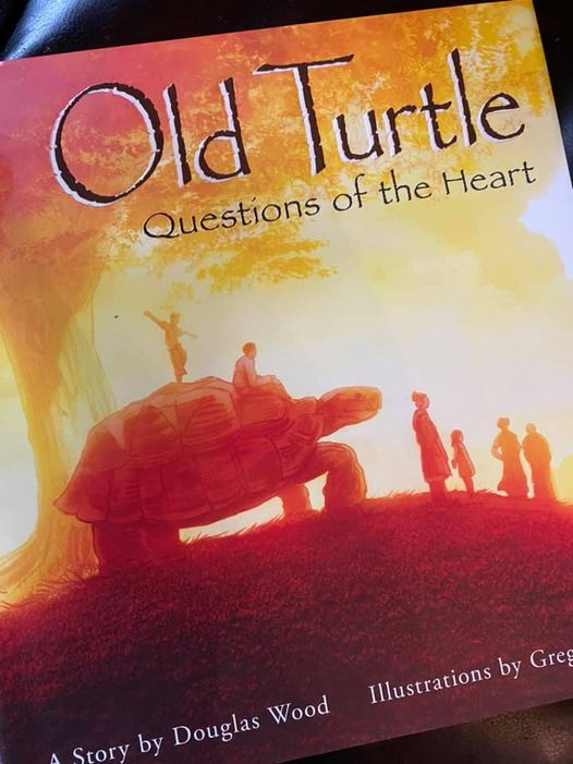 About the old Turtle